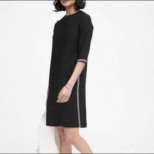 New with tag banana Republic black shift dress 2